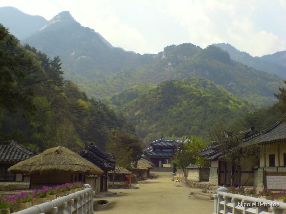 KBS studios, Mungyong, Southkorea by NicoleBPhotos