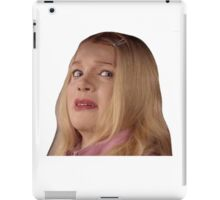 Wtf - White Chicks iPad Case/Skin