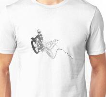 Ride till it dies Unisex T-Shirt