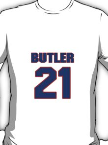 Basketball player Jimmy Butler jersey 21 T-Shirt