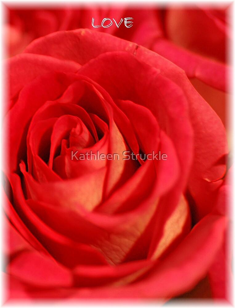 Romantic Love by Kathleen Struckle