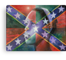 The New Confederacy (2000) Canvas Print