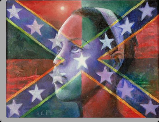 The New Confederacy (2000) by John Martin Sain
