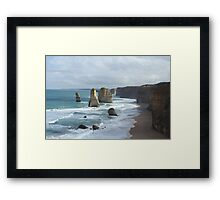 The 12 Apostles Framed Print