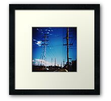 Much of a Muchness Framed Print