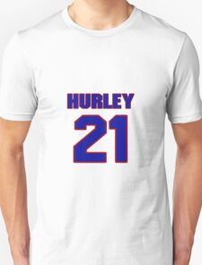 Basketball player Roy Hurley jersey 21 T-Shirt