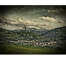 Hometown Photographic Print
