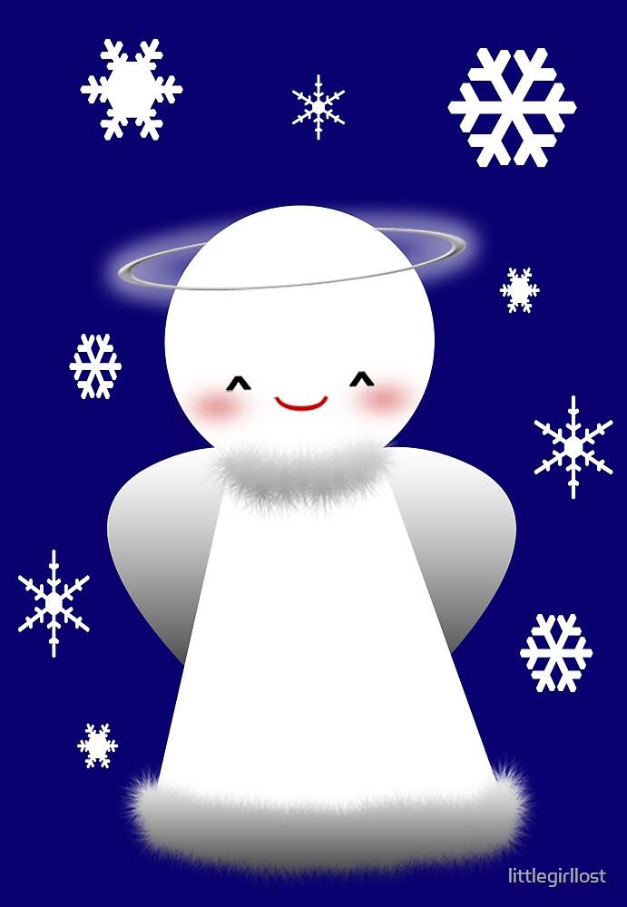 Christmas Angel by littlegirllost