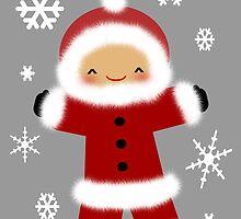 Santa by littlegirllost