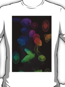 Jellyfish Rainbow T-Shirt