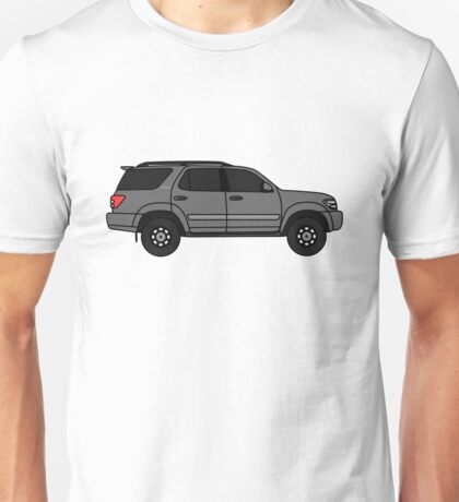 2003 Toyota Sequoia Limited Unisex T-Shirt