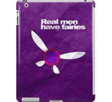 Real Men Have Fairies Tael iPad Case/Skin