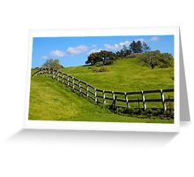 Santa Ynez Ranch Greeting Card