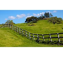 Santa Ynez Ranch Photographic Print