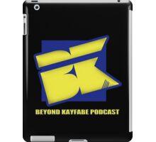 Beyond Kayfabe Logo - Retro 90's iPad Case/Skin