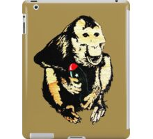 This Monkey Means Business iPad Case/Skin