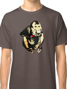This Monkey Means Business Classic T-Shirt