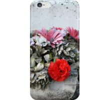 Graveyard Flora iPhone Case/Skin