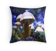 A Small World! Throw Pillow