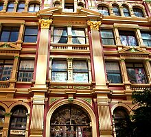The Strand Building In Sydney by Jaroadie