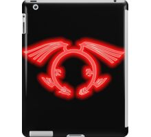 The Crimson Dragon's Mark iPad Case/Skin