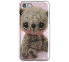 Wendell - Handmade bears from Teddy Bear Orphans iPhone Case/Skin