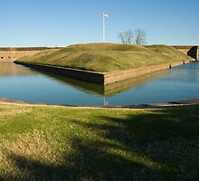 "Fort Pulaski by Arthur ""Butch"" Petty"