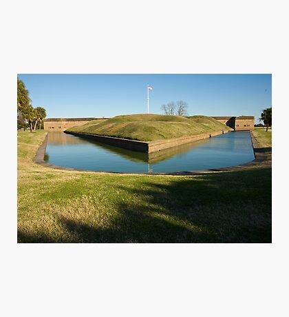 Fort Pulaski Photographic Print
