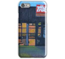 Hull, Hull Truck Theatre iPhone Case/Skin