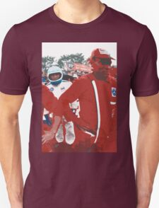 "Unique and rare 1980 Race Trucks France  21 (c) (h) "" fawn paint Picasso ! Olao-Olavia by Okaio Créations Unisex T-Shirt"