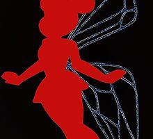 Red Fairy by moneyspider