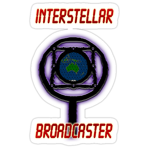 Interstellar Broadcaster T2  by Dataman