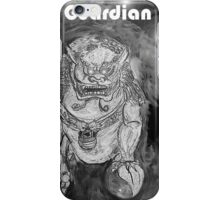 Foo Dog iPhone Case/Skin