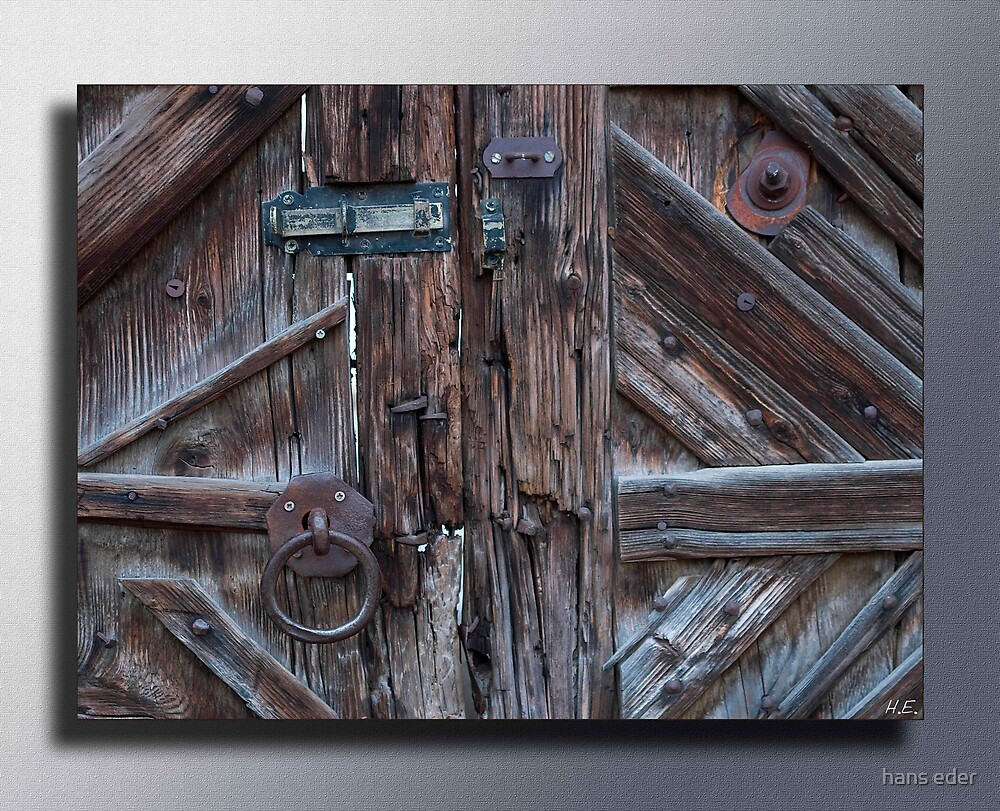 door by hans eder