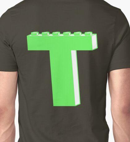 THE LETTER T Unisex T-Shirt