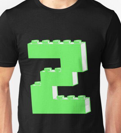 THE LETTER Z  Unisex T-Shirt