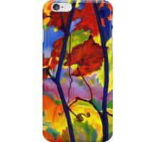 Grape Inspiration II iPhone Case/Skin