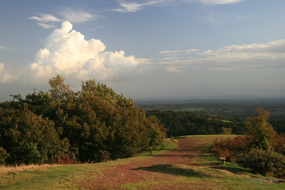 Clent Hills by andy lewis