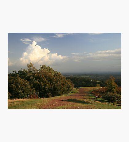 Clent Hills Photographic Print