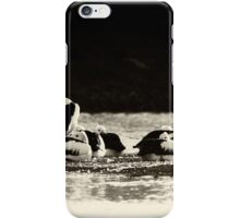 Chilling out at Moogerah iPhone Case/Skin