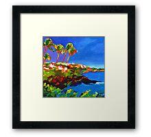 Polo Beach, Maui Framed Print