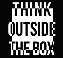 Think outside the box by AnnaGo