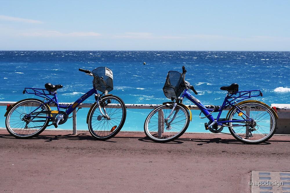 Les vélos by snapodesign