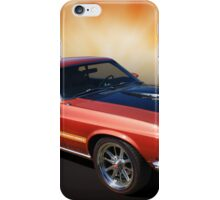 Mach 1 Mustang iPhone Case/Skin