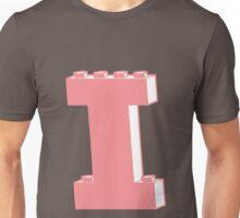 THE LETTER I  Unisex T-Shirt