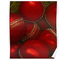 cricket balls for sale! Poster