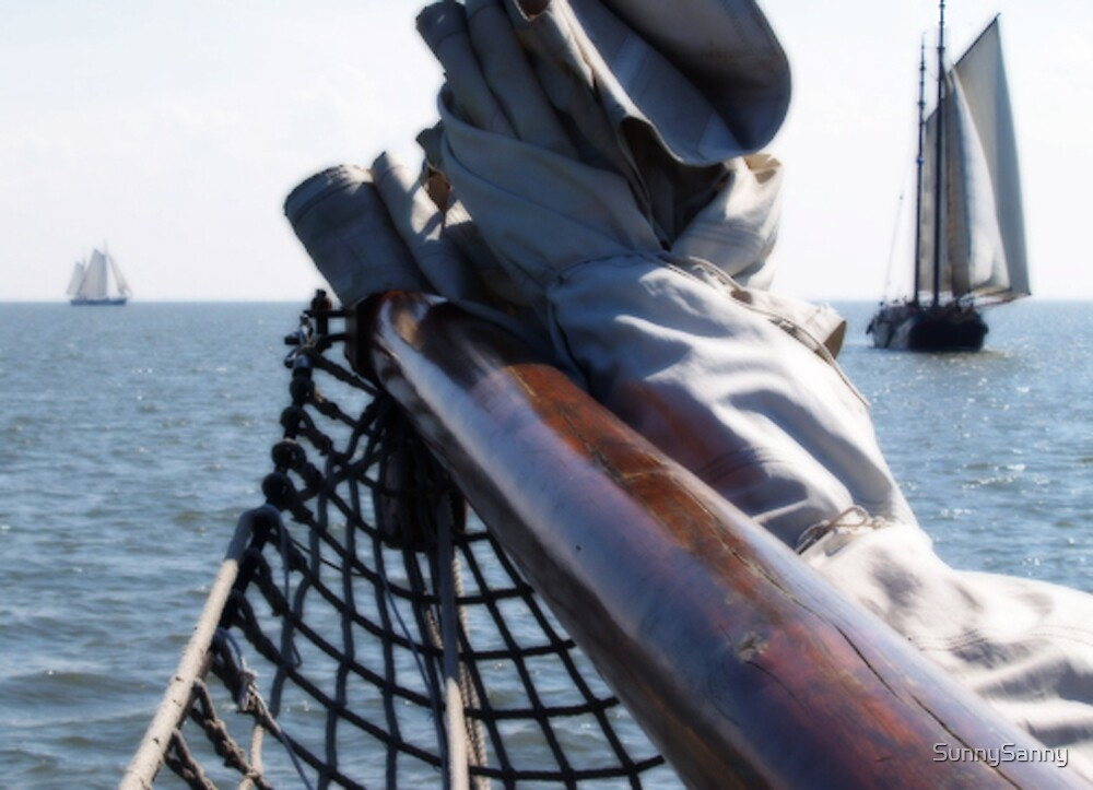 Sailing away by SunnySanny