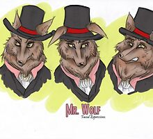 Mr Wolf. by Mysteon