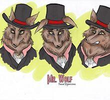 Mr Wolf. by Mysteon
