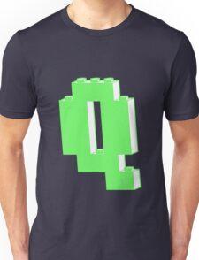 THE LETTER Q  Unisex T-Shirt
